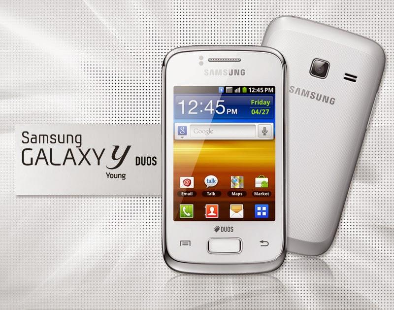 Celular Samsung Galaxy Y- Preço e detalhes