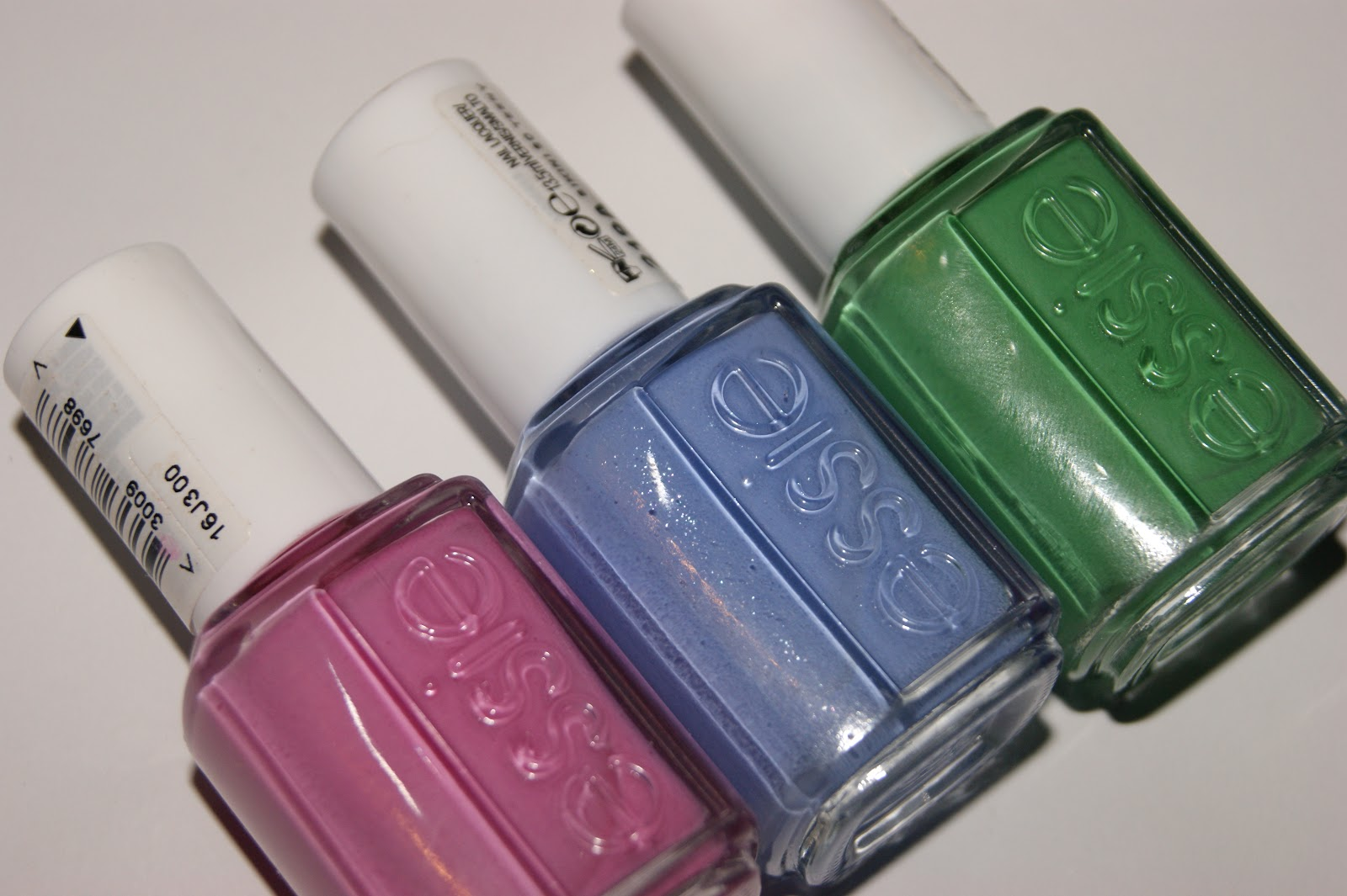 Essie Bikini So Teeny Summer 2012 Collection - Review | The Sunday Girl