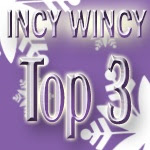 Top 3 at Incy Wincey Designs