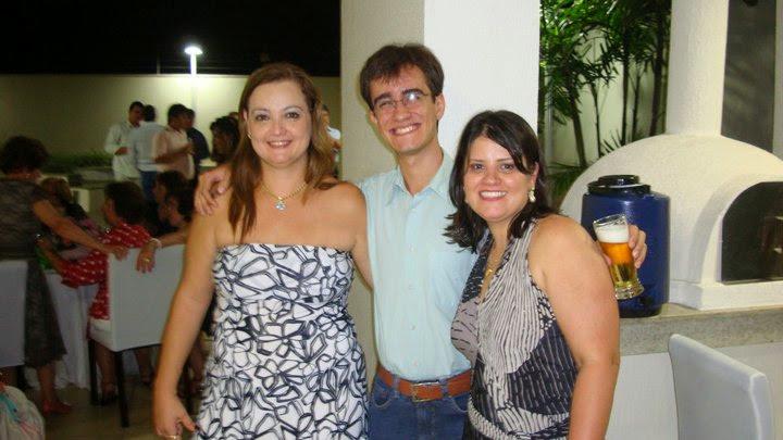 Adra Gabriela (Gabrielzinho), Guilherme (Luis Carlos) e Lara (Natim)