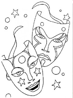 Dibujos de Carnaval