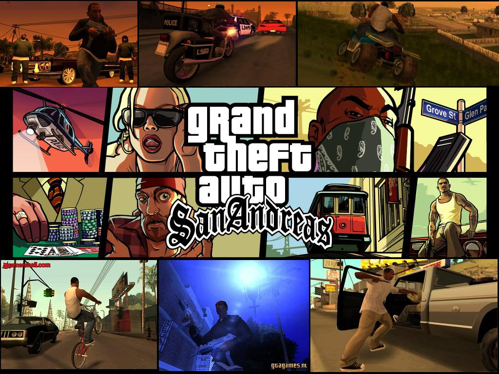 A Game For Free : Free download game gta san andreas full version for pc