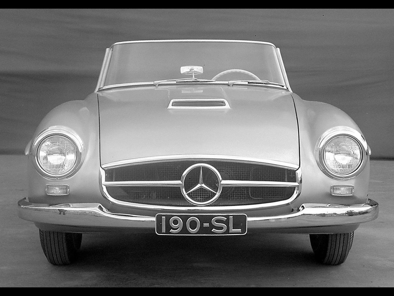 1955 1963 mercedes benz 190 sl for Mercedes benz sl 190