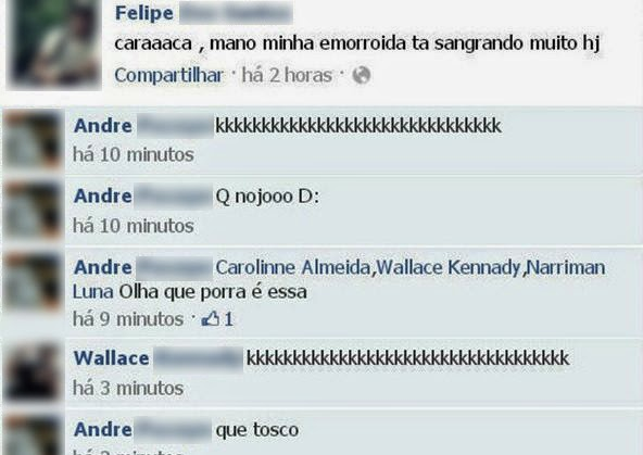 Pérolas do Facebook - Publicitário13