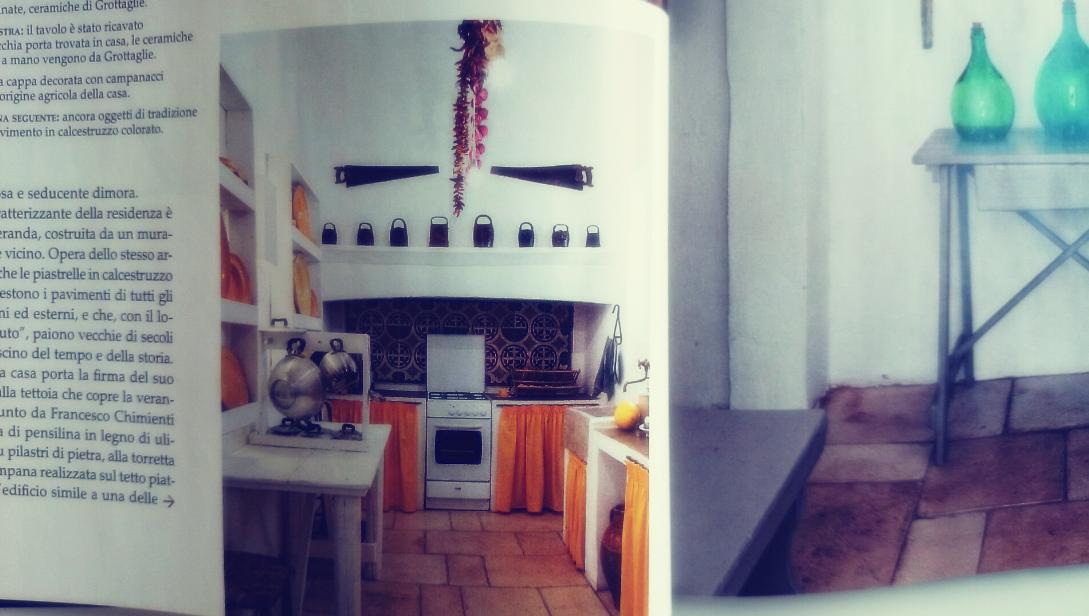 Rustykalne wnętrze i oryginalne dekoracje
