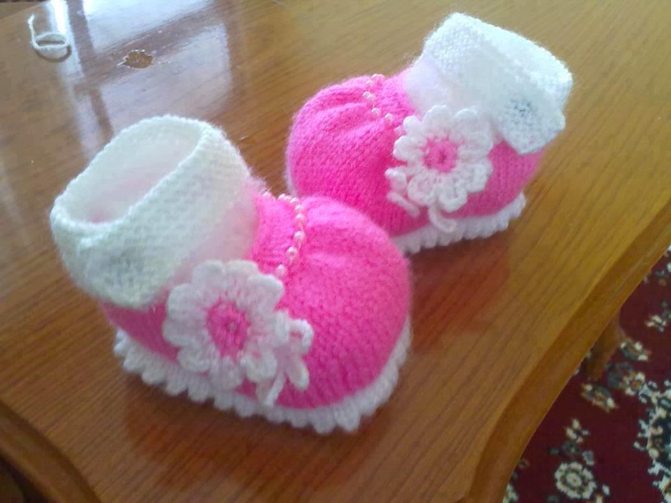 Hobilendik - Kadın Dünyası ve Hobileri: 2014 Bebek Patiği ...