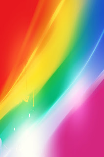 Colorful Abstract Art Love Wallpaper