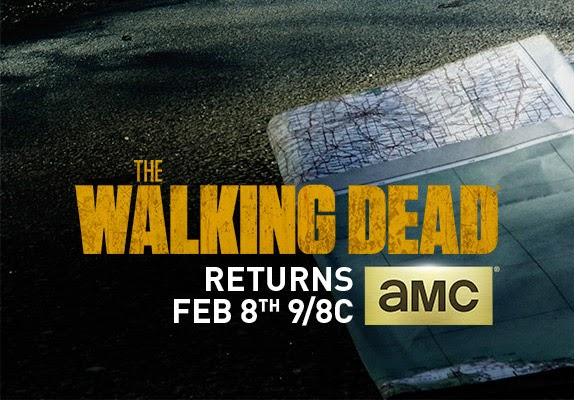 The Walking Dead Season Five: New Poster - Zombie of the Week