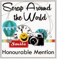 HONOURABLE MENTION AT...