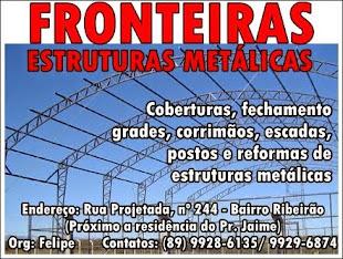 Fronteiras Estruturas Metálicas