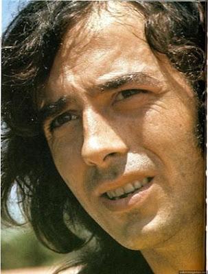 Joan Manuel Serrat en 1970
