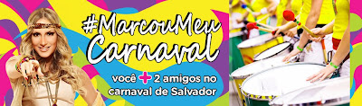 Concurso Cultural #MarcouMeuCarnaval