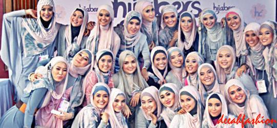 Jilbab Fashion Remaja Modis Terbaru