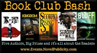 book club bash banner
