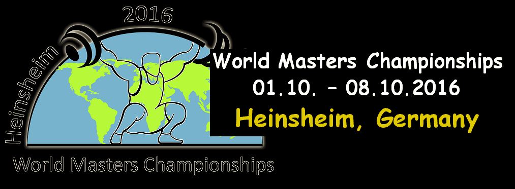 2016 World Masters Weightlifting Championships
