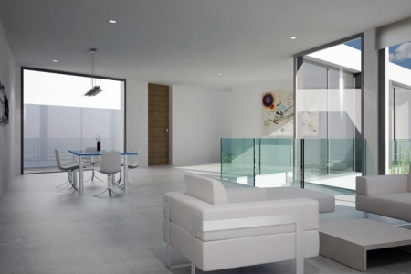 Decoraci n minimalista y contempor nea junio 2012 for Decoracion de casas minimalistas