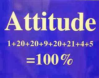Right Attitude