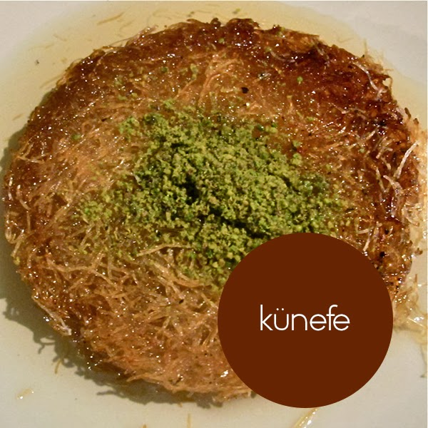 Turkey Kunefe