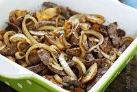 Resep Tumis Daging Jamur