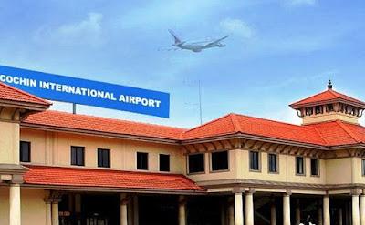 Airport in Kochi