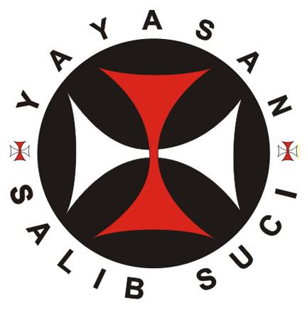 Logo Resmi Yayasan Salib Suci