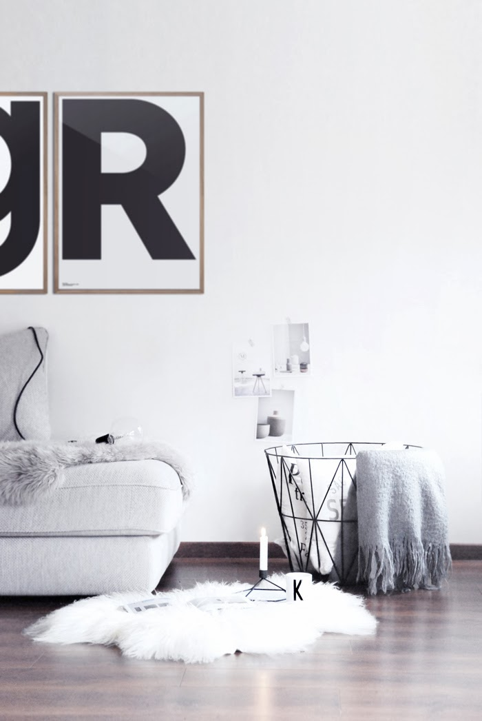 Only Deco Love: Cozy Afternoon in my Living room with Muuto/