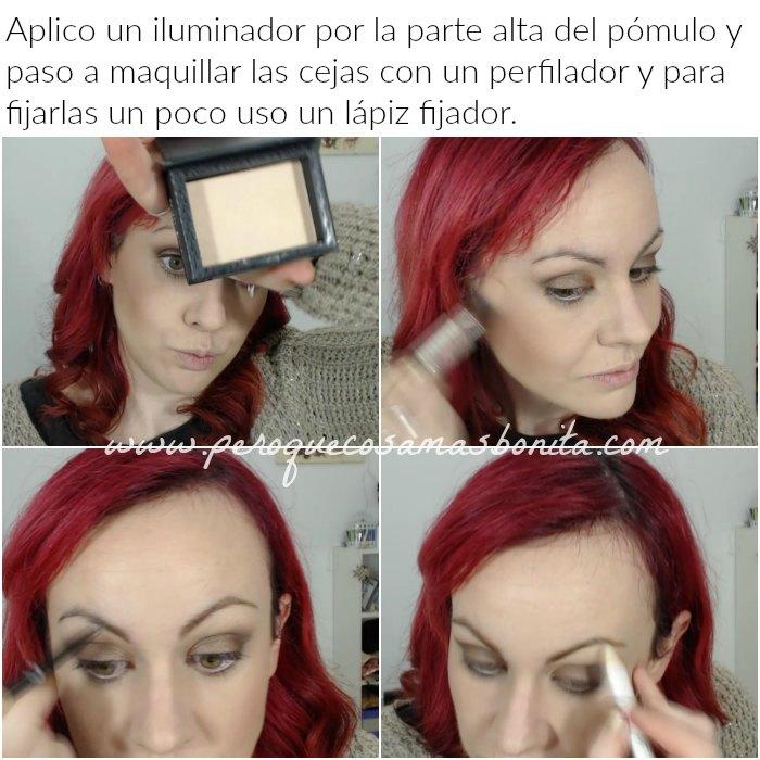 Maquillaje Reto 2