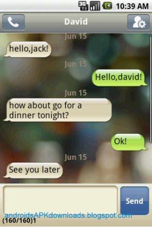handcent sms pro apk