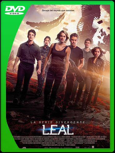 Divergente La Serie Leal (2016) DVDRip Latino