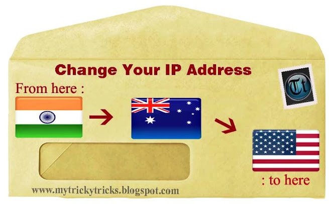 Hide Your IP Address,change your ip address