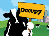 #OccupyWallStreet & the food movement