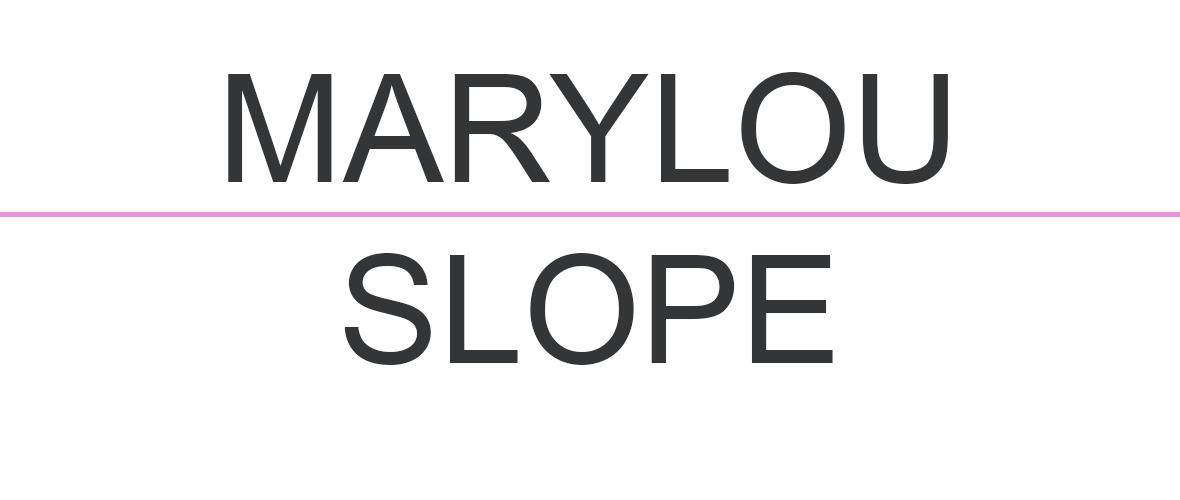 Marylou Slope