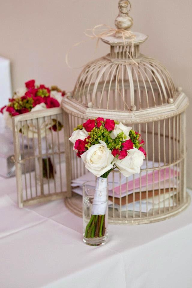 Birdcage Centerpieces For Your Wedding
