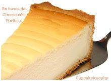 """Concurso: """"en busca del Cheesecake perfecto"""""""
