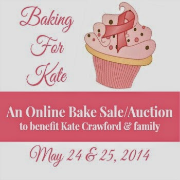 Click Below for More Info on Baking For Kate 2014...