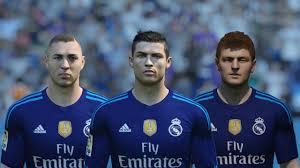 لاعبي ريال مدريد فيفا 16