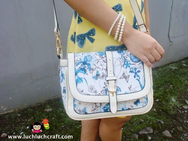 Tmart Bag floral bag