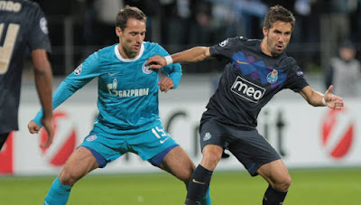 Zenit St. Petersburg 3 - 1 FC Porto (1)