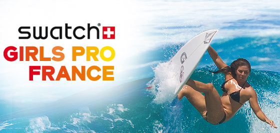 Swatch Girls Pro France