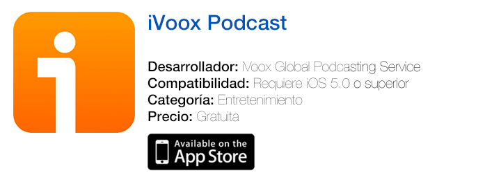 https://itunes.apple.com/es/app/ivoox-podcast/id542673545?mt=8
