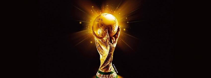 Hình ảnh chiếc cup vàng, mục tiêu của các đội bóng tại World Cup