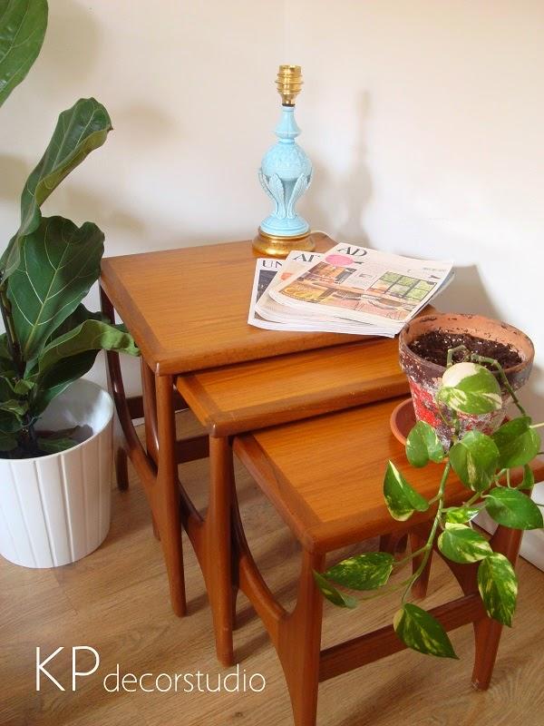 Muebles escandinavo en valencia. Tienda de muebles vintage online