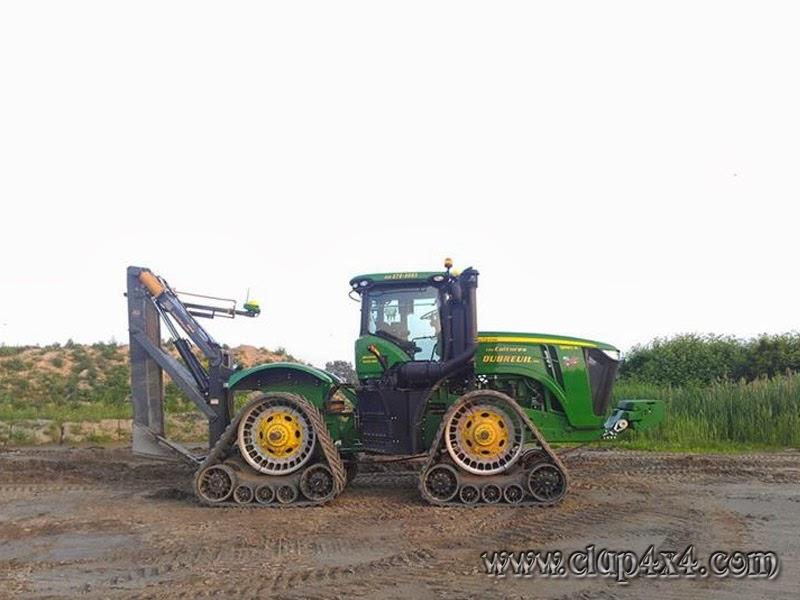 Tractors Farm Machinery John Deere 9r Track