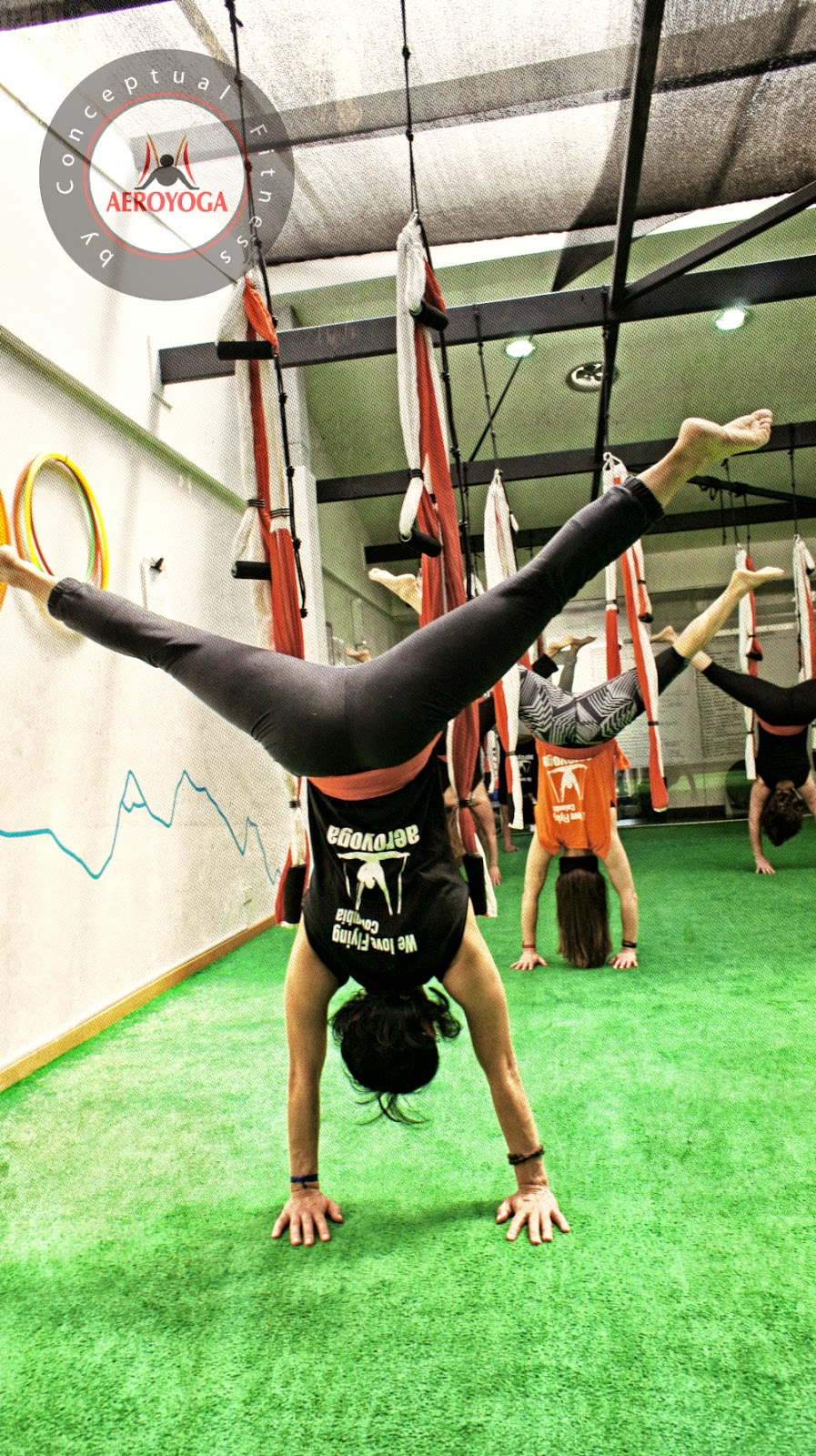 Aerial PIlates Aéreo Wellness
