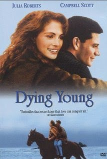 Dying Young (released in 1991) - Starring Julia Roberts, Campbell Scott and Vincent D'Onofrio