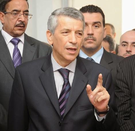عبد اللطيف بابا أحمد وزير التربية الوطنية