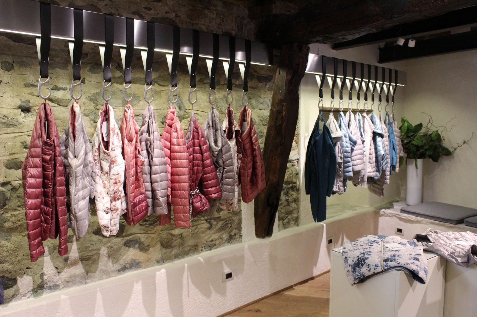 Eniwhere Fashion - Vicolo del Fornello - Isola Bella - Herno