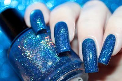 "Swatch of the nail polish ""Poseidon"" by Eat Sleep Polish"