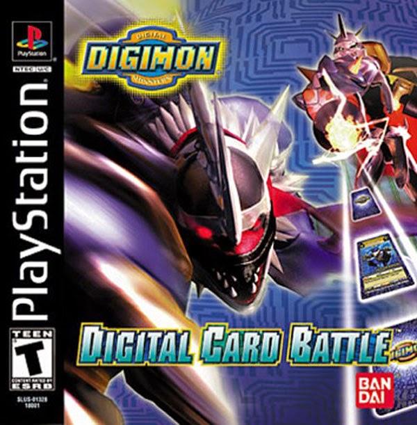 Digimon Digital Card Battle | El-Mifka