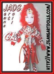 Jean's Art Dolls